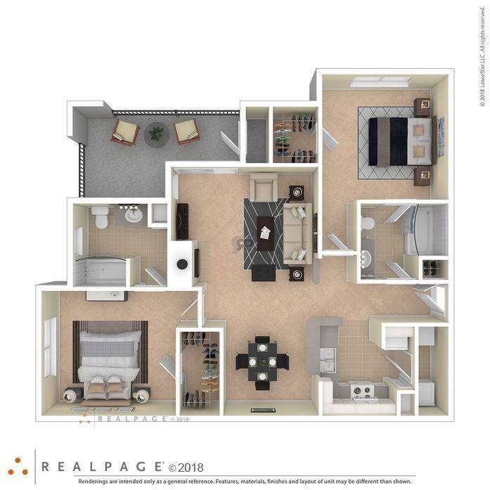B2 Floorplan